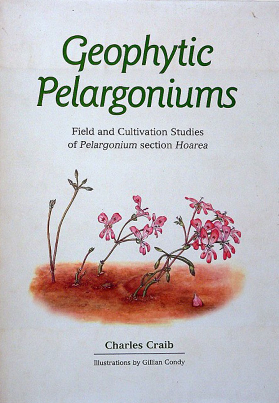 Geophytic Pelargoniums